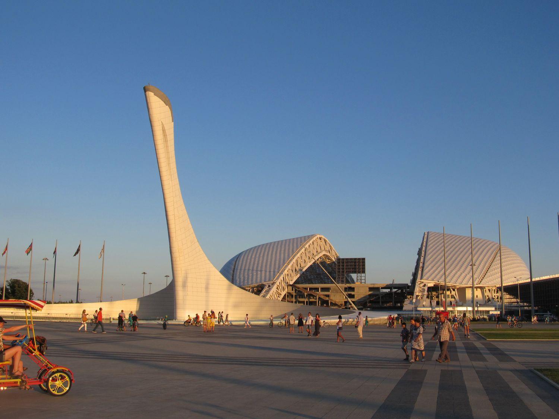 олимпийский парк 2016 фото